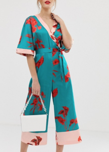 Ted Baker Jowsey Print Jumpsuit