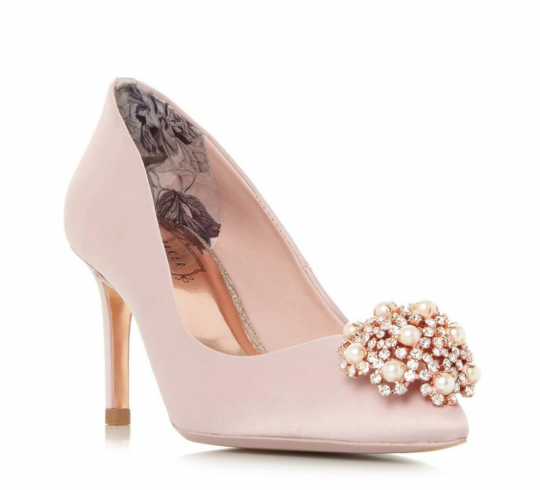 ted baker, darhlin shoe, aria boutique