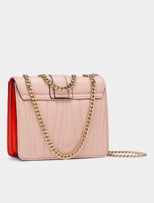 i Blues Lucky Handbag In Blush & Red