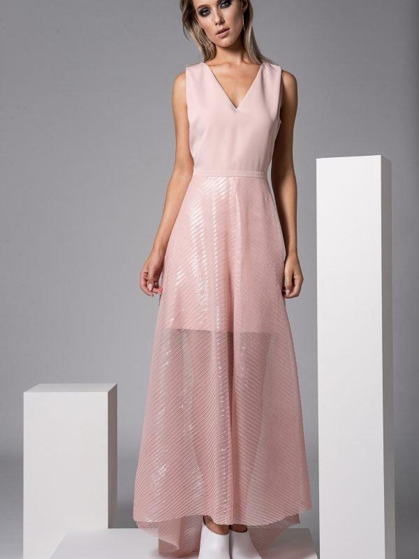 Caroline Kilkenny Sisters Scott Pink Dress