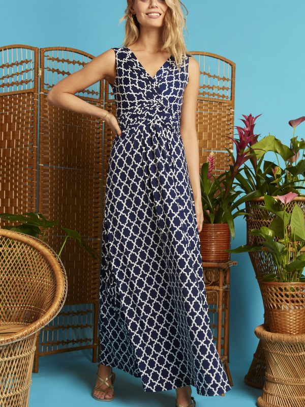 Onjenu Faro Sierra Maxi Dress