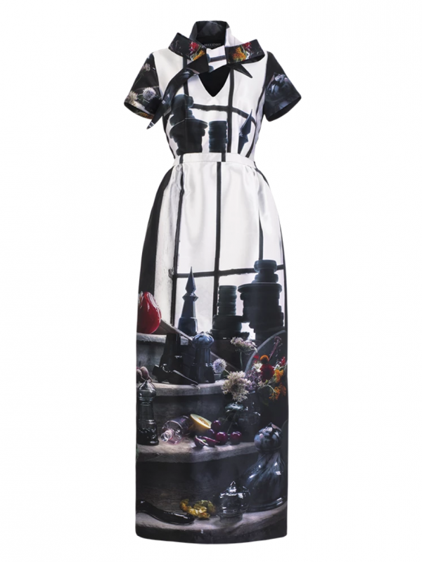 Max Jenny Props Window Limited Edition Dress