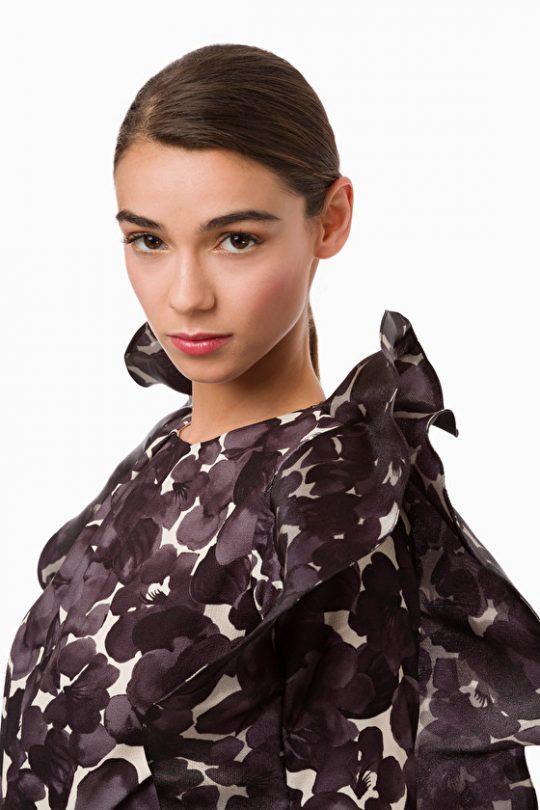 Elisabetta Franchi Bodysuit Style Top