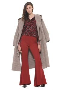 Silvian Heach Over Sized Lakhdar Coat