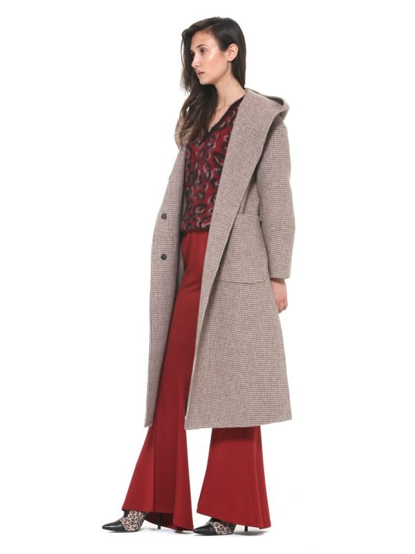 Silvian Heach Over Sized Lakhdar Coat
