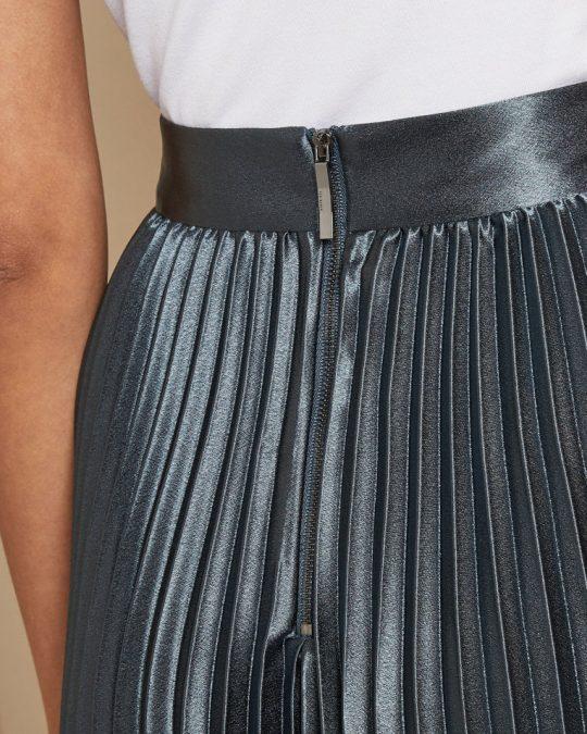 Ted Baker Glaycie Pleated Midi Skirt