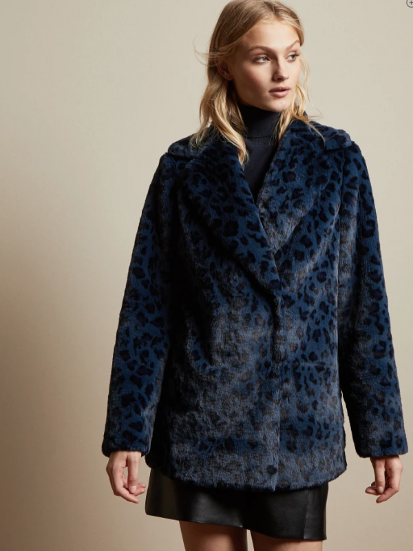 Ted Baker Zenida Fur Jacket
