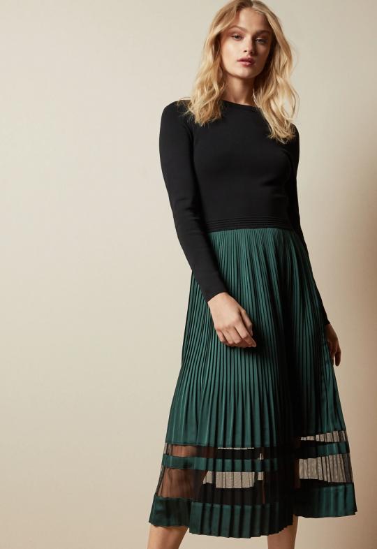 Ted Baker Scarlah Knitted Dress