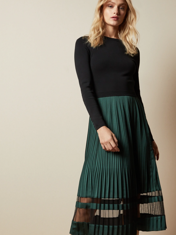 Ted Baker Scarlah Knitted Dress