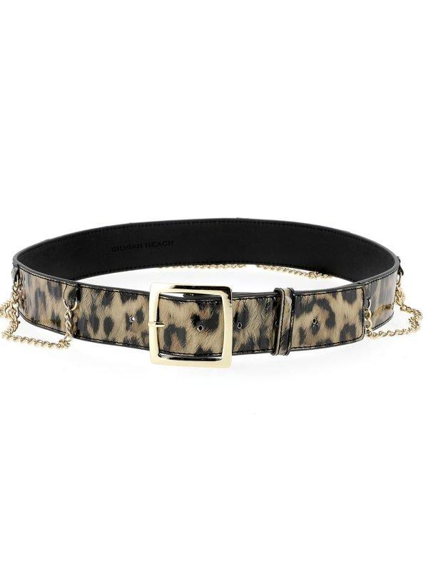 Silvian Heach Belt Leopard PrintBelt