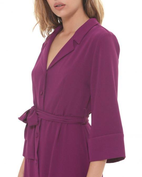 Silvian Heach Purple Dress