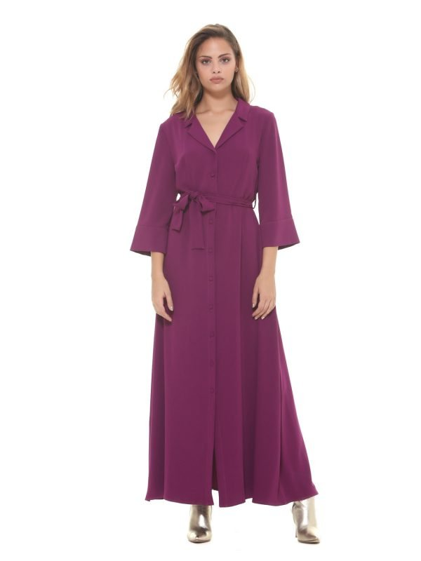 Silvian Heach Purple Dress