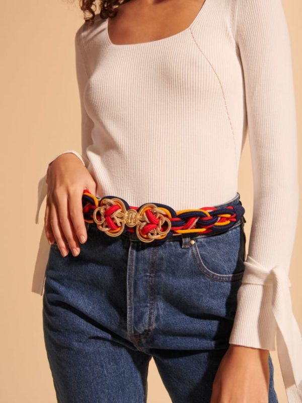 Tara Jarmon Lee Chain Belt