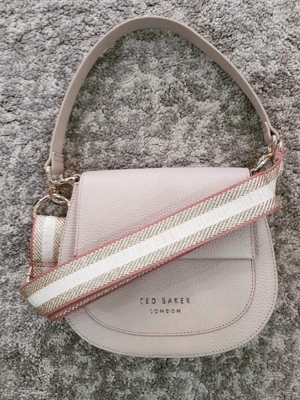 Ted Baker Amali Stone Leather Bag