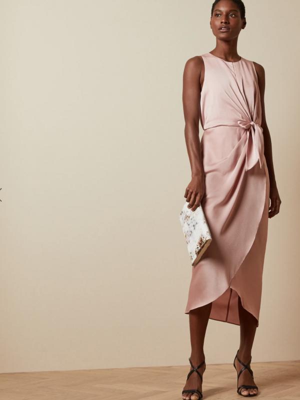 Ted Baker Pohshan Pink Dress