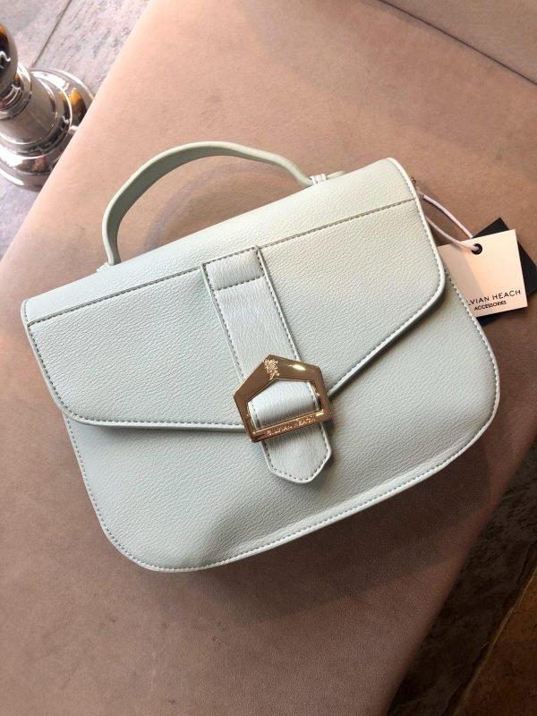 Silvian Heach Mint Handbag