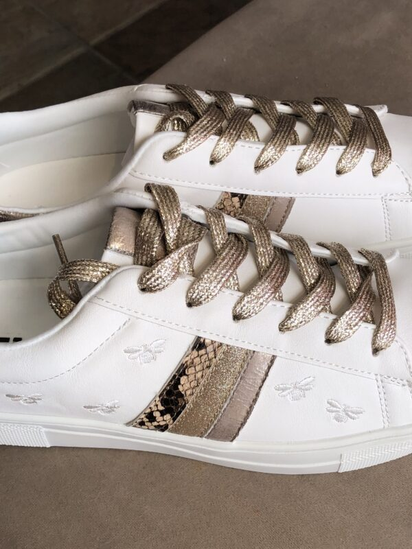 Silvian Heach Gucci Inspired Trainers