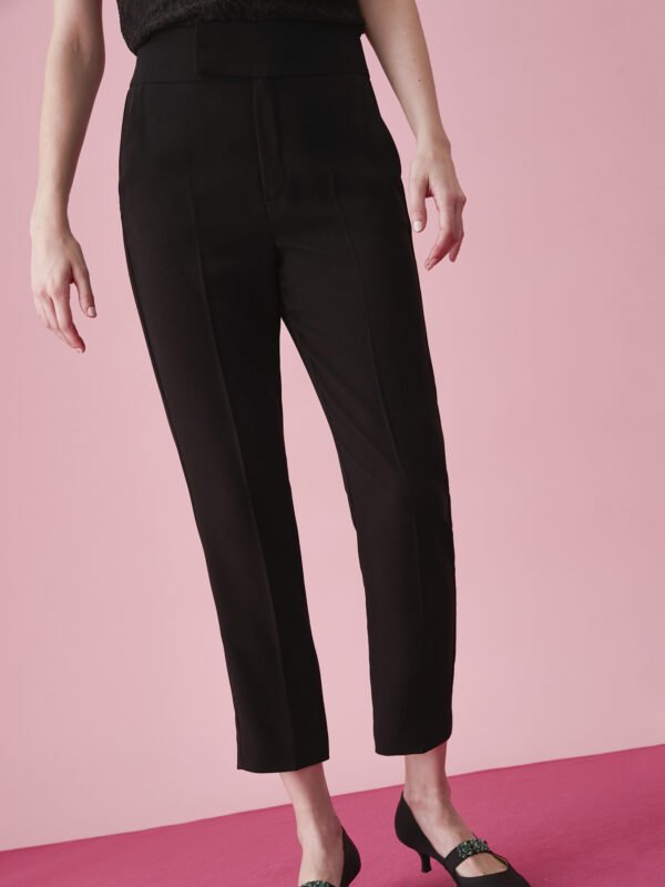 i Blues Black Trouser
