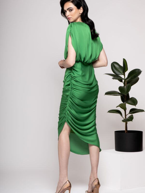 Caroline Kilkenny Lilly Green Dress
