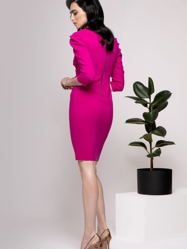Caroline Kilkenny Madison Pink Dress