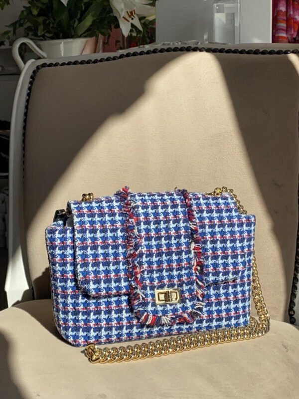 i Blues Crossbody Bag
