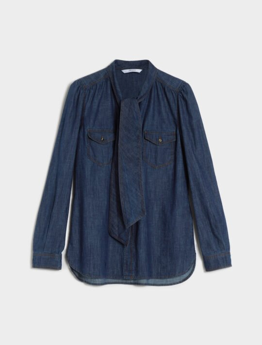 i Blues Lepanto Denim Shirt