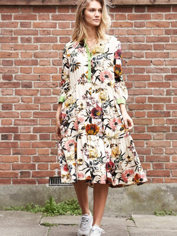 Lolly's Laundry Naja Floral Dress