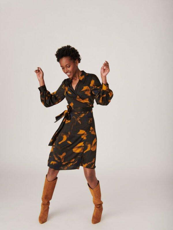 Tara Jarmon Roselita Dress