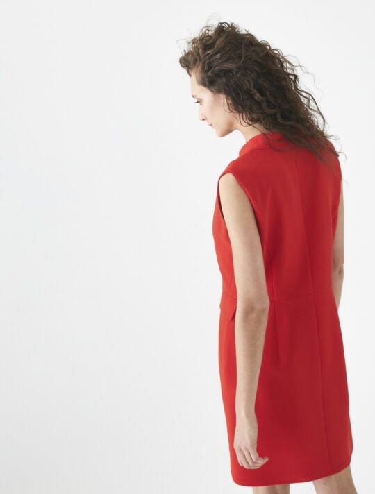 i Blues Aragona Orange Dress