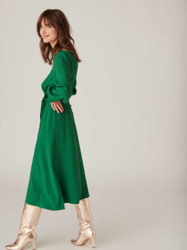 Tara Jarmon Rylly Emerald Dress
