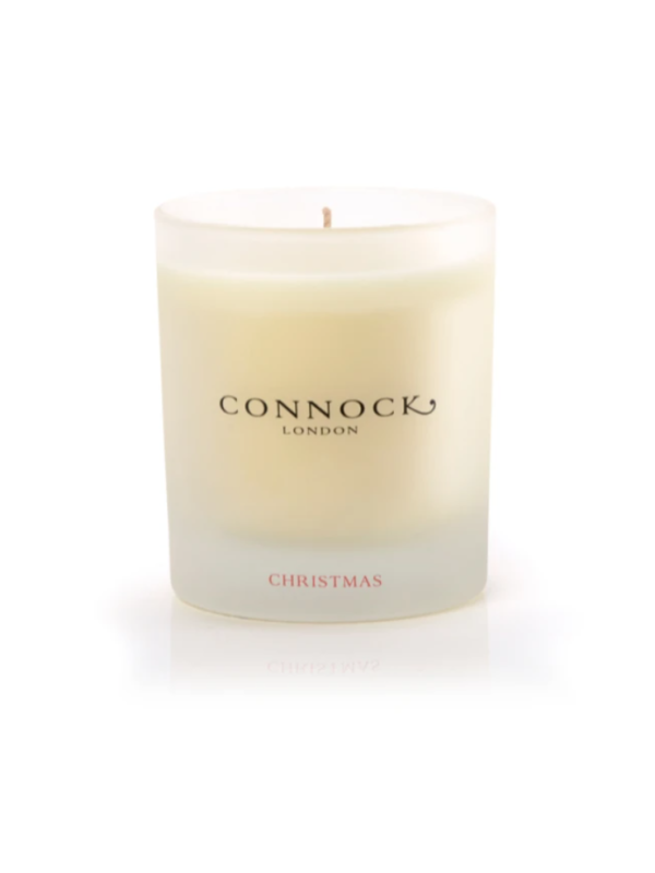 Connock London Limited Edition Christmas Candle