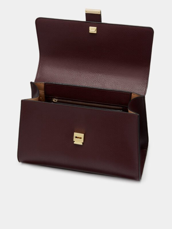 i Blues Bordeaux Crossbody Bag