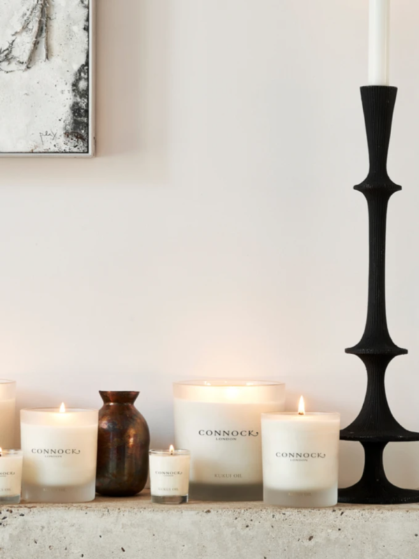 Connock London Kukri 3 Wick Candle