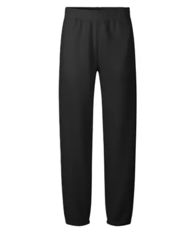 Second Female Carmella Black Sweatpants