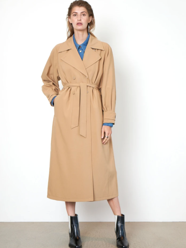 Second Female Silvia Trenchcoat