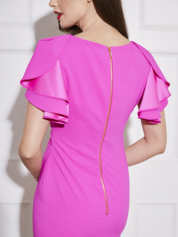 Caroline Kilkenny Pink Derry Dress