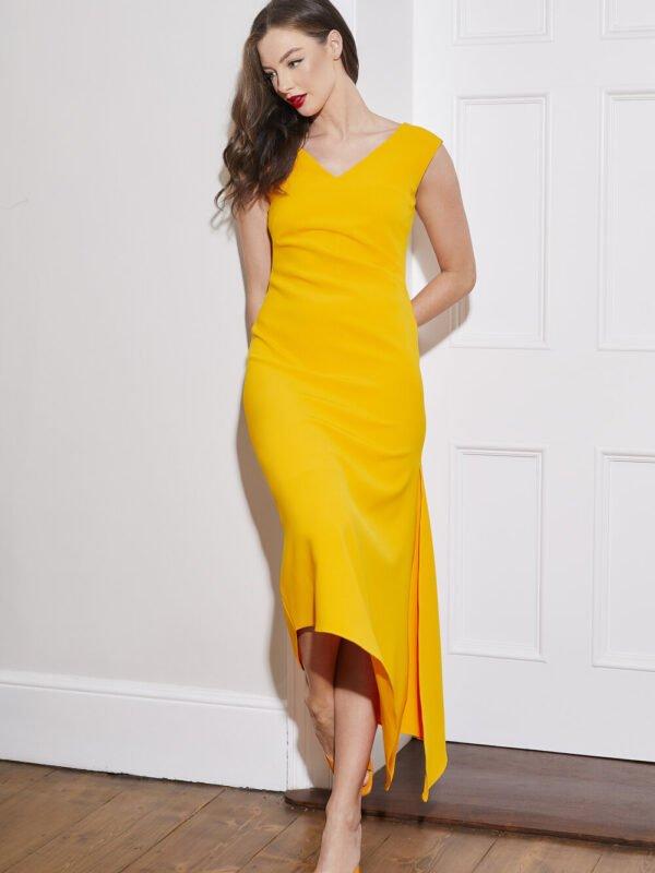 Caroline Kilkenny Mango Hardy Dress