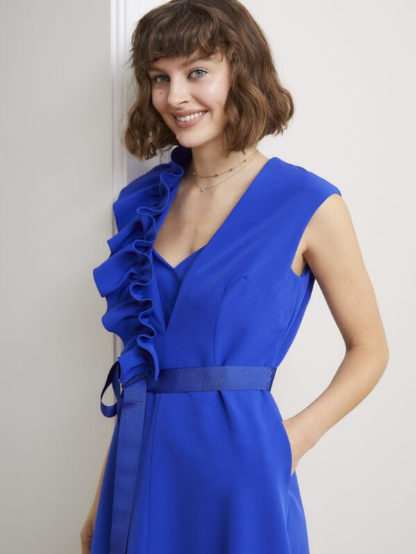 Caroline Kilkenny Sister's Blue Jem Dress
