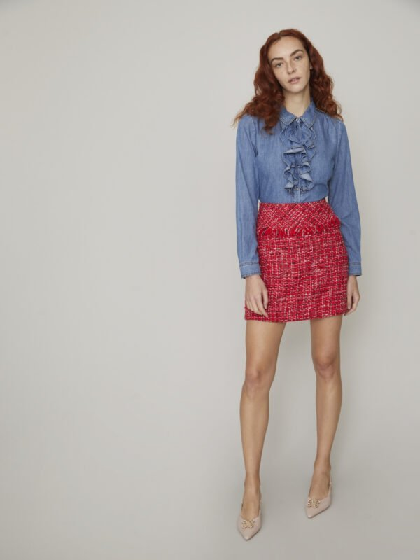 i Blues Irto Denim Shirt