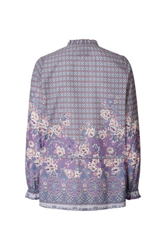 Lolly's Laundry Sophie Flower Print Shirt
