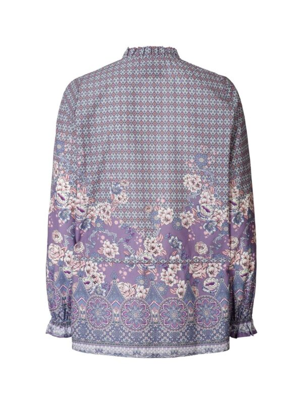 Lolly's Laundry Sophie Flower Print Shirt