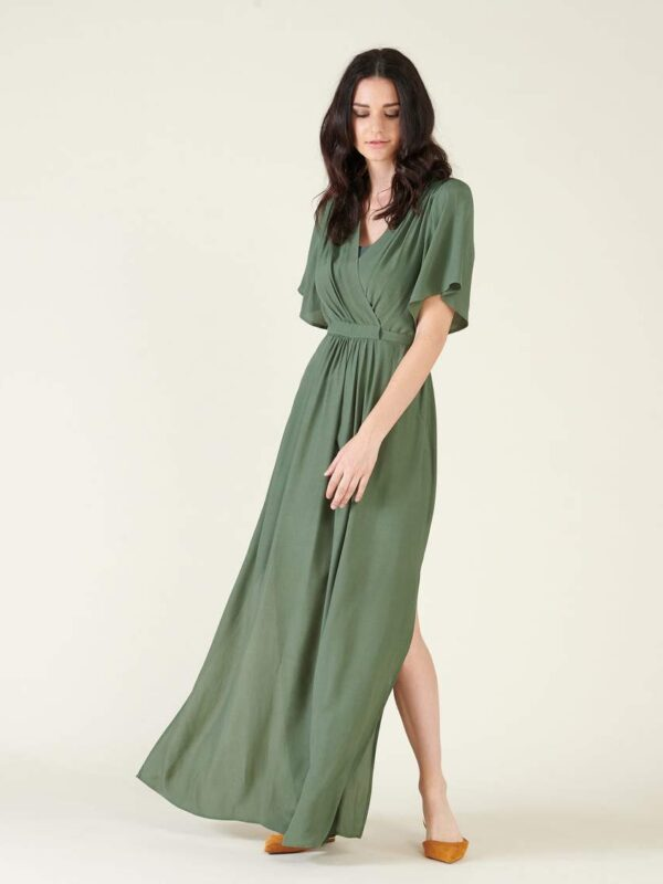 Silvian Heach Remus Maxi Dress