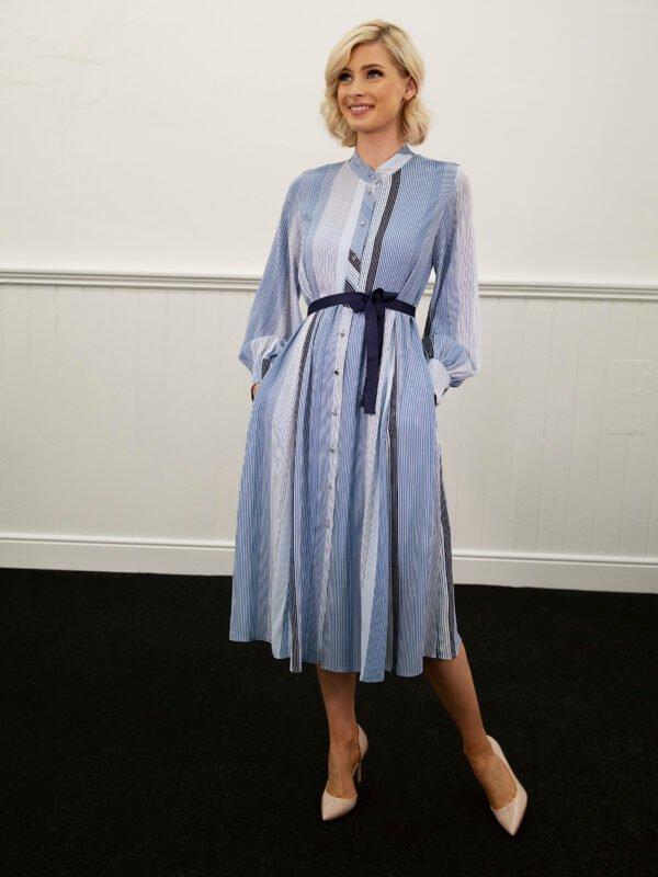 I Blues Lipari Shirt Dress
