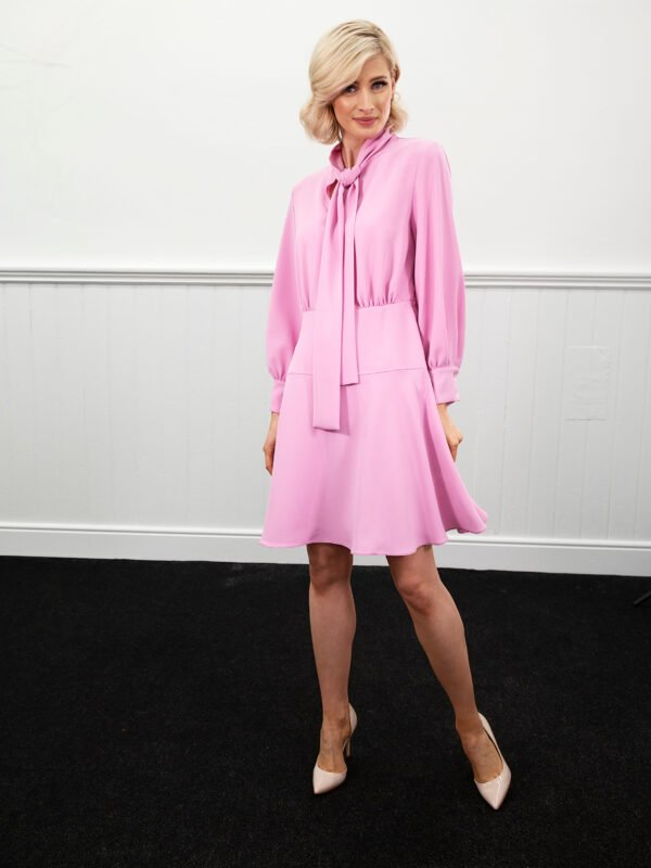 i Blues Trudy Pink Dress