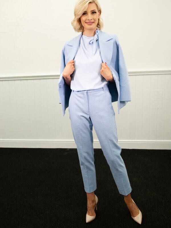 i Blues Geisha Blue Blazer