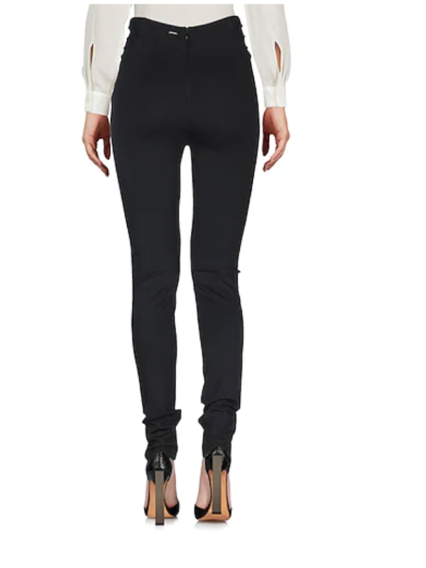 Silvian Heach Casual Black Legging Trouser