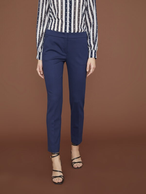 i Blues Simona Navy Trouser
