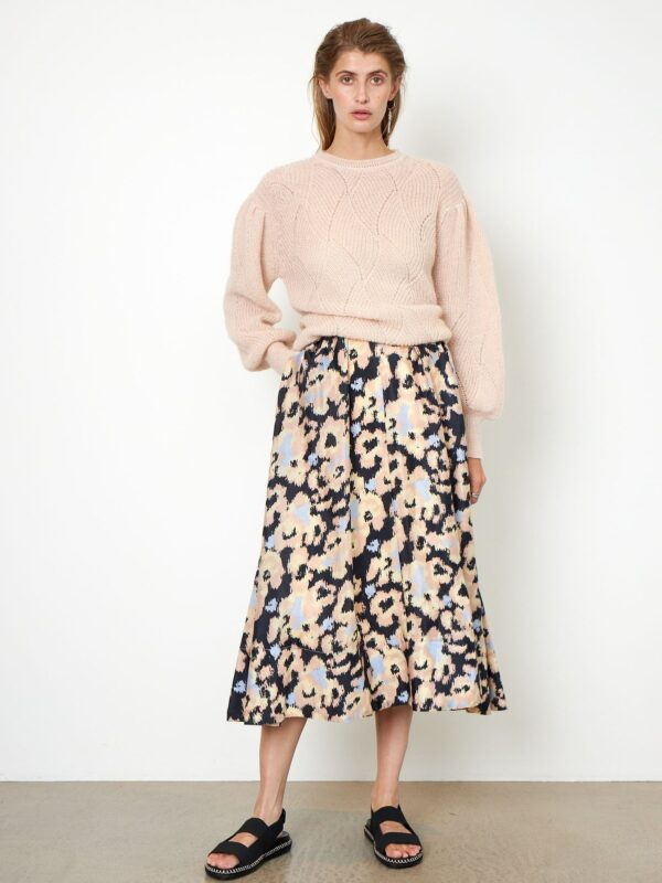 Second Female Ruth Printed Skirt