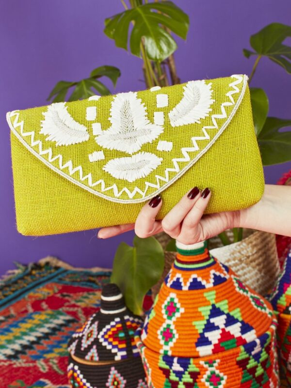 Onjenu Lime Paradise Bag
