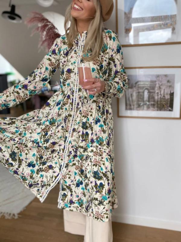 Lolly's Laundry Kaia Flower Print Dress